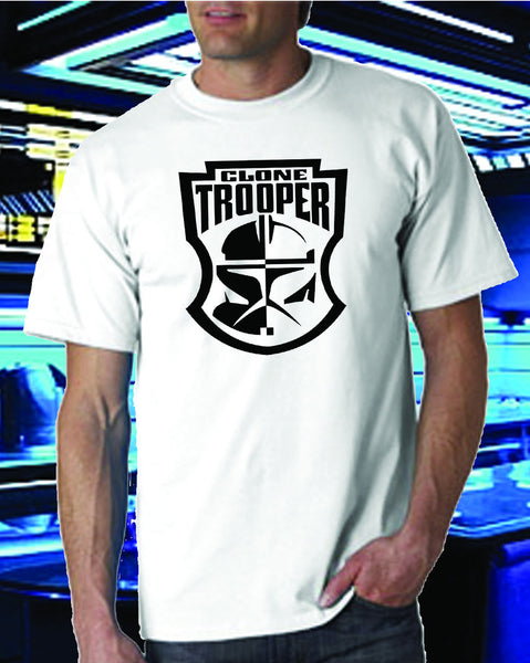 Star Wars Clone Trooper Tshirt - TshirtNow.net