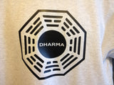 Lost Dharma Initiative Logo Tshirt - TshirtNow.net - 3