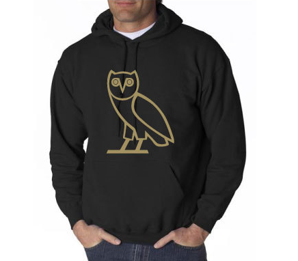 Ovo Drake October's Ovoxo Very Own Owl Gang Hip Hop Hoodie Hoody Sweatshirt