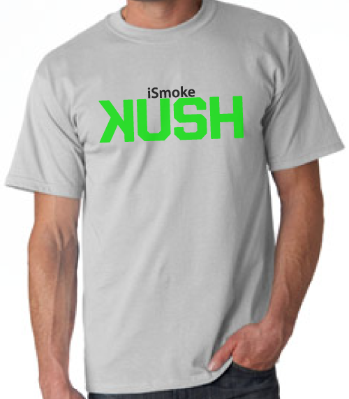 "The Connect ""Ismoke Kush"" Tshirt - TshirtNow.net - 1"
