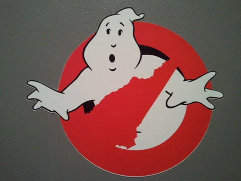 GhostBusters of NH Decal