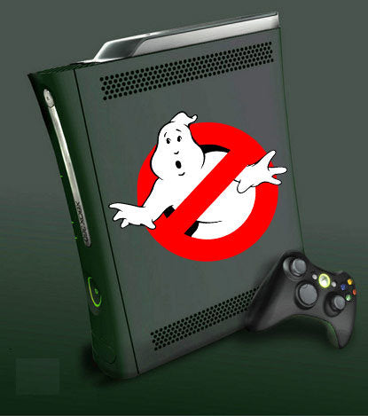 Ghostbusters Decal- Sale 50%