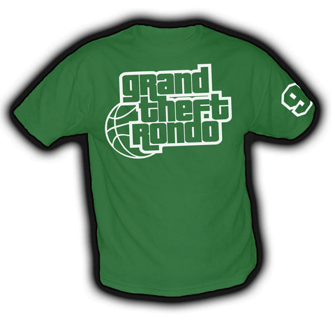 Grand Theft Rondo 2 Tshirt