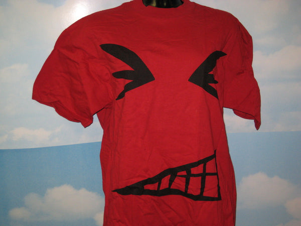 Mad Face Adult Red Size Medium Tshirt - TshirtNow.net - 1