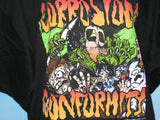 Corrosion of Conformity Adult Black Size XL Extra Large Tshirt - TshirtNow.net - 2
