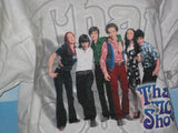 That 70's Show Cast Photo Adult White Size L Large Tshirt - TshirtNow.net - 2