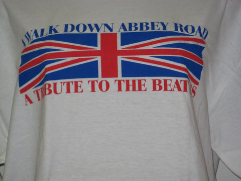 A Walk Down Abbey Road Tribute The Beatles Tshirt