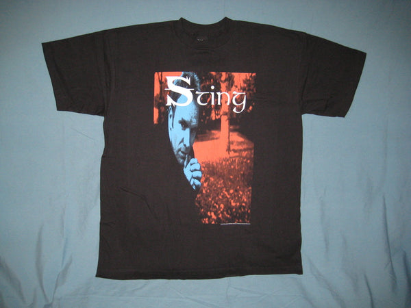 Sting Falling World Tour Tshirt Size XL - TshirtNow.net