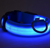 LED GLOW DOG COLLARS