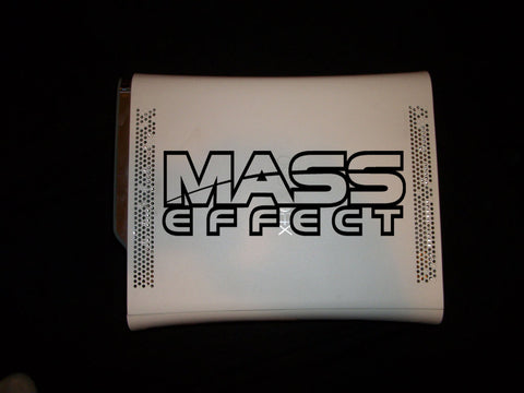 Mass Effect Decal -,Sale 50%