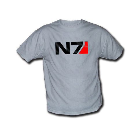 Mass Effect 2 N7 Shirt Sale