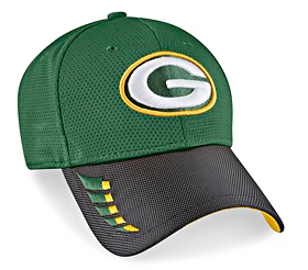 Beautiful Embroidered Logo Green Bay Packers Hats