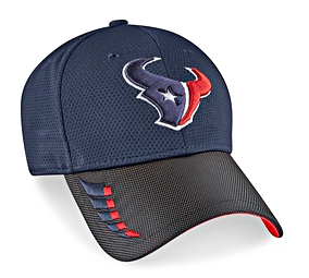Beautiful Embroidered Logo Houston Texans Hats
