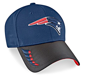 Beautiful Embroidered Logo New England Patriots Hats