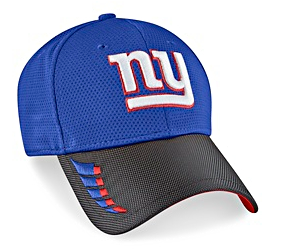 Beautiful Embroidered Logo New York Giants Hats