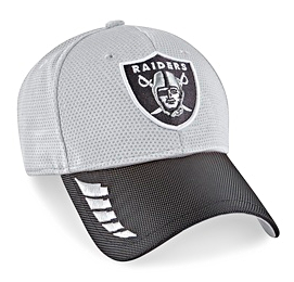 Beautiful Embroidered Logo Oakland Raiders Hats