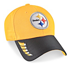Beautiful Embroidered Logo Pittsburgh Steelers Hats