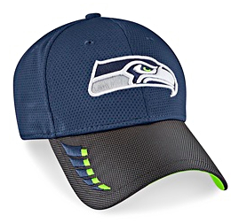 Beautiful Embroidered Logo Seattle Seahawks Hats