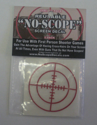 SCREEN TARGETS – No Scope, AIM BOT, Quick Scope, FPS