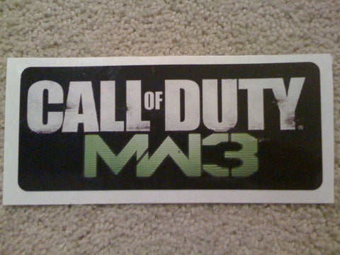 Call of Duty: Modern Warfare 3 Decal