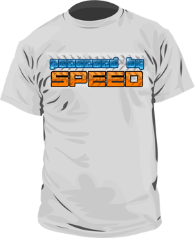 Possessed by Speed Tshirt