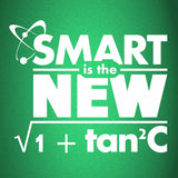 Smart Is The New Black Tshirt - TshirtNow.net - 2