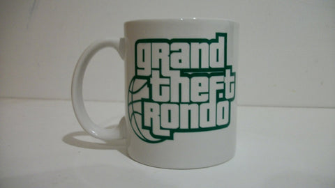 Grand Theft Rondo Coffee Cup Mug