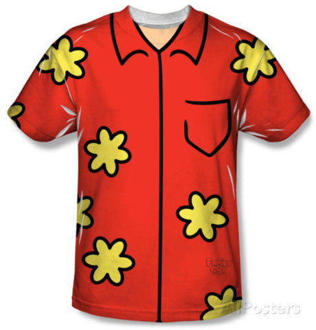 Family Guy Quagmire Costume Tee Tshirt