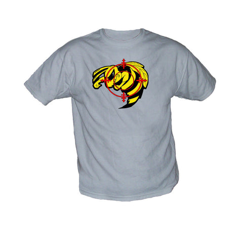 Anti Ski-doo Sniper Scope On Bee Tshirt - Mug Combo