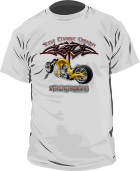 Angry Dirtbikers Speed & Precision Tshirt
