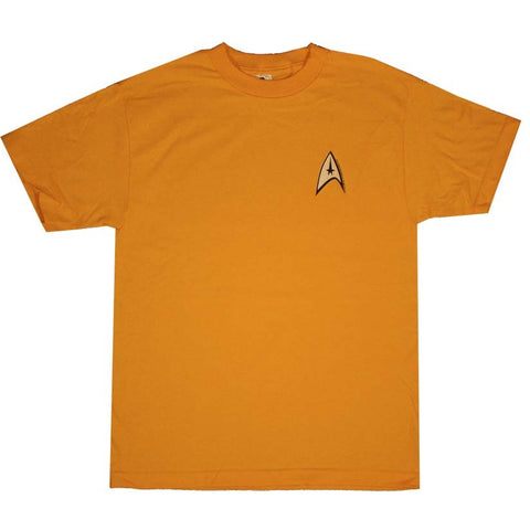 Star Trek Command Officer Tshirt
