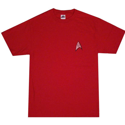 Star Trek Engineering Officer Tshirt