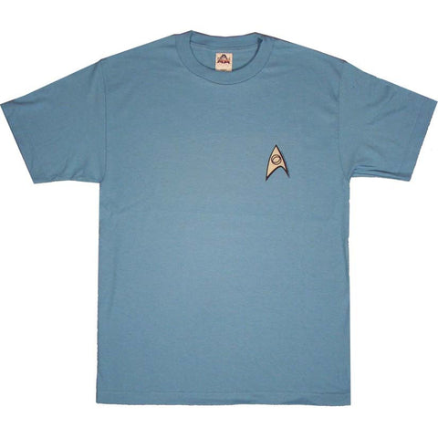 Star Trek Science Officer Tshirt