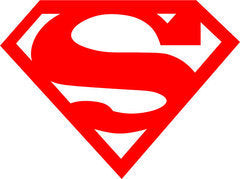 Superman Die Cut Decal