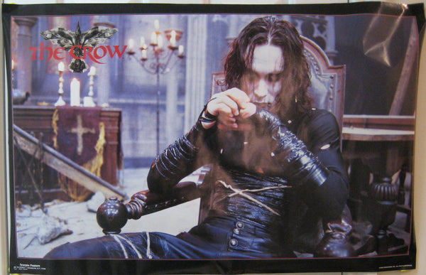 The Crow Brandon Lee Poster - TshirtNow.net