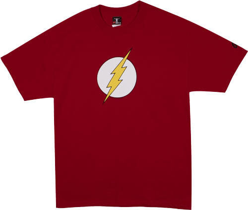 The Flash Logo Tshirt - TshirtNow.net - 1