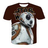 Star Wars Allover 3D Print Performance Tshirts - TshirtNow.net - 9