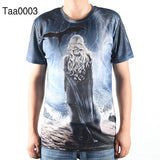 Game Of Thrones Allover 3D Oversize Print Tshirts - TshirtNow.net - 7