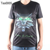 Game Of Thrones Allover 3D Oversize Print Tshirts - TshirtNow.net - 9