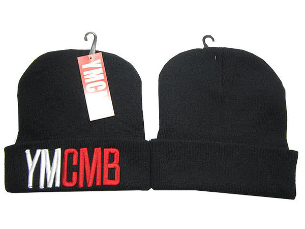 YMCMB Beanie Hat cotton knitted skull cap - TshirtNow.net - 7