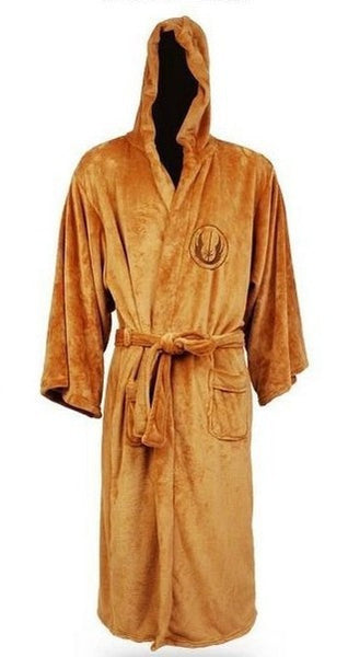 Star Wars Jedi Knight Imperial Empire Bath Robe - TshirtNow.net - 4