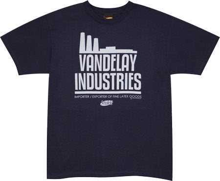 Vandelay Industries Tshirt Seinfeld