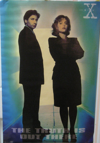 The Xfiles Poster