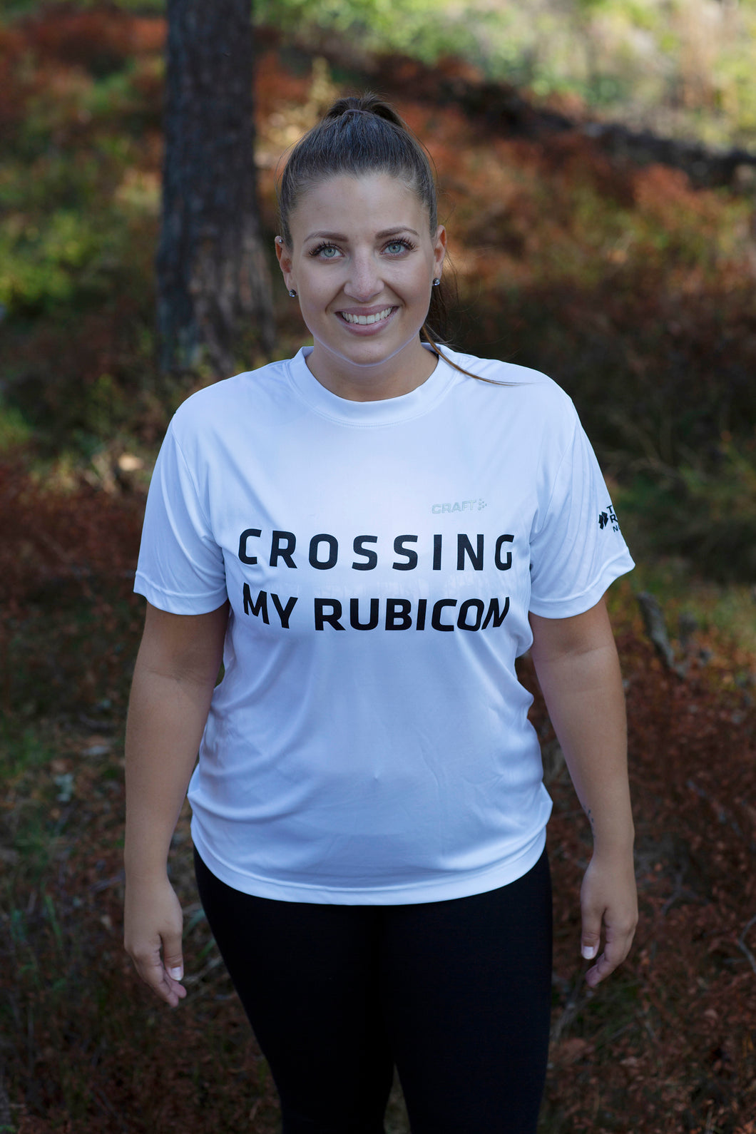 Crossing My Rubicon Treningstøy (UNISEX)