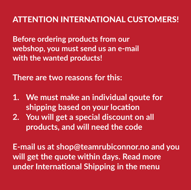 International Shipping!