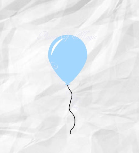 Balloon Svg, Birthday Svg File, Birthday Balloon Svg
