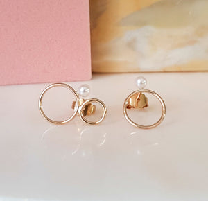 BUBBLE NAIVE, earrings