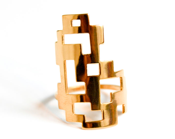 TETRIS BIG ring