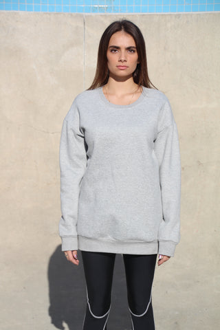 Grey Sport Fleece