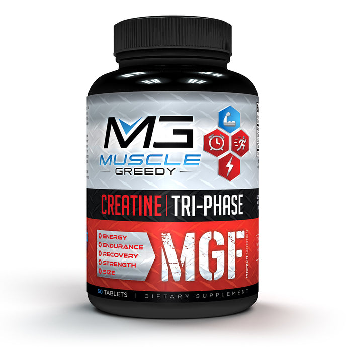 Muscle Growth Formula - Creatine TriPhase